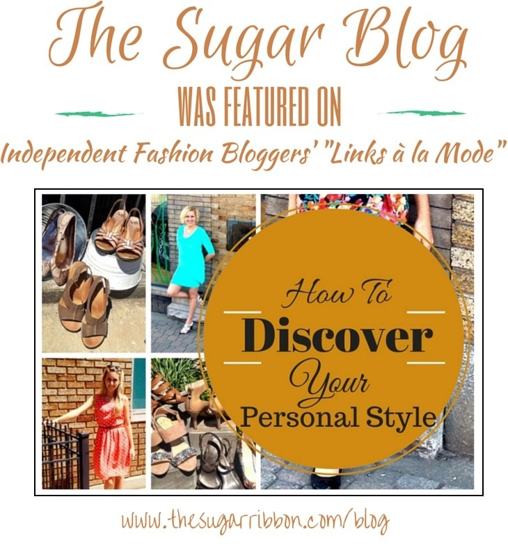 The Sugar Blog as Featured on Links A La Mode