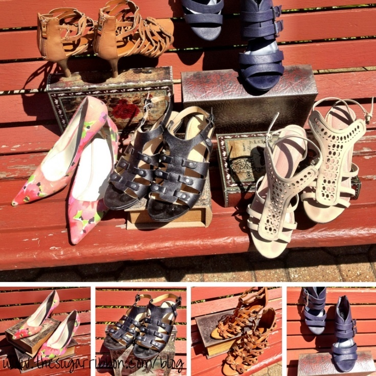 Anna's Shoe Collection