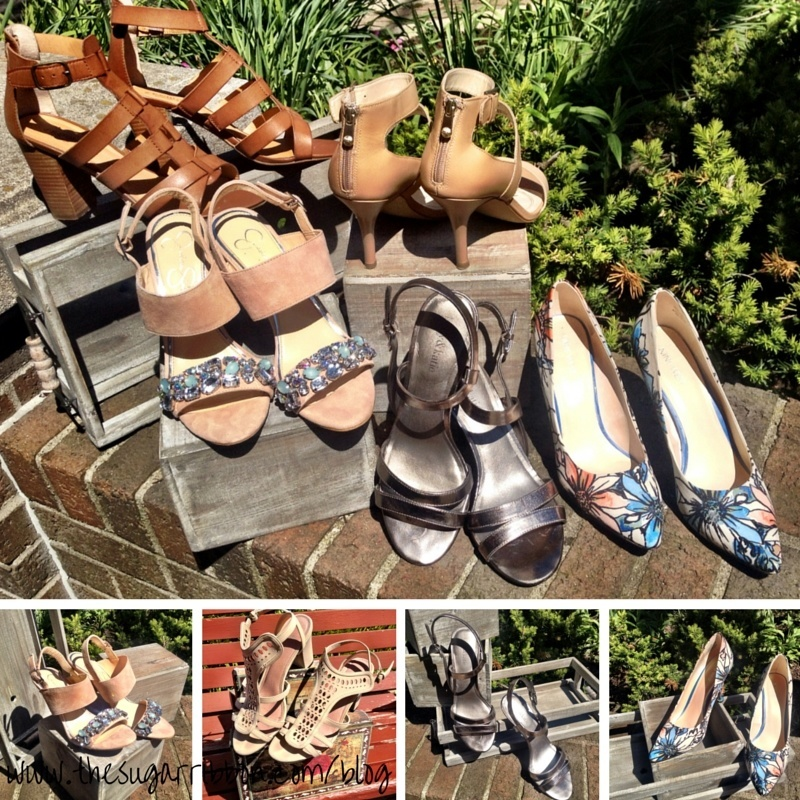 Kendy's shoe collection