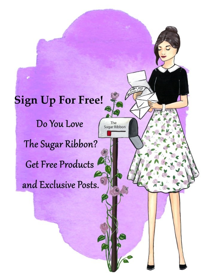 Sign up to get free products and exclusive email posts!